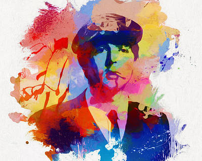 Mccartney Art Print by Dan Sproul