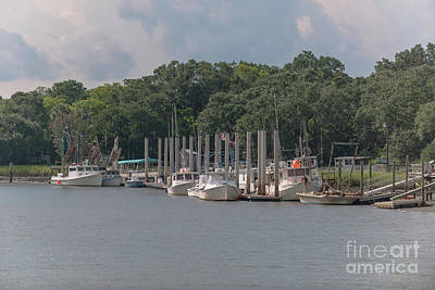 Photograph - Mcclellanville Rush Hour by Dale Powell