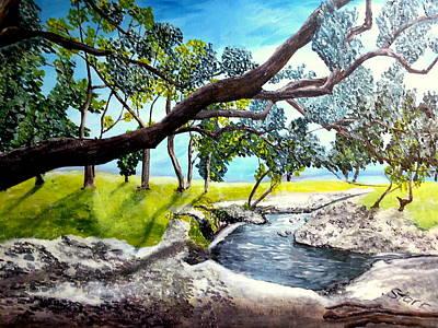 Mccoy Creek Original by Irving Starr
