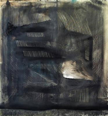 Larry David Painting - Mcculloch by Antonio Ortiz