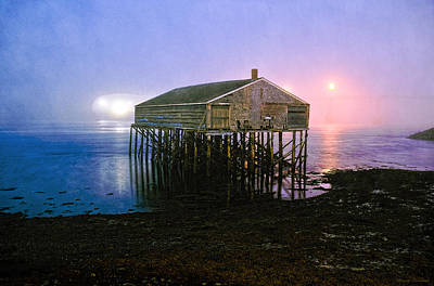 Photograph - Mccurdys Smokehouse And Pickling Shed by Marty Saccone