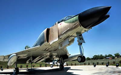 Mcdonnell Douglas F-4 Phantom Ii Photograph - Mcdonnell Douglas F-4 Phantom II by John Straton