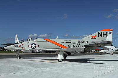 Photograph - Mcdonnell Douglas F-4j Phantom II  by Rick Mann