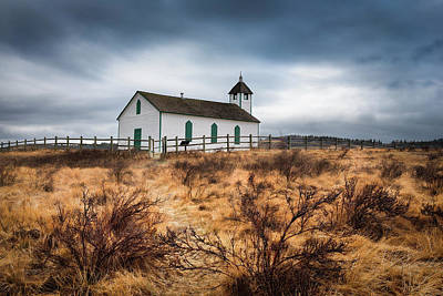 Mcdougal Historical Church  Original
