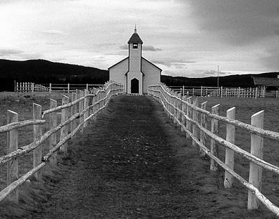 Photograph - Mcdougall Memorial Church by David Pantuso