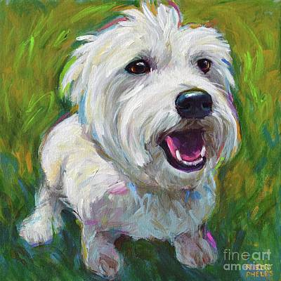 Painting - Mcduff by Robert Phelps