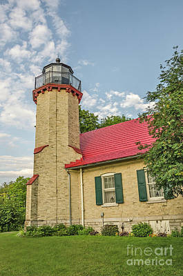 Photograph - Mcgulpin Point Lighthouse by Sue Smith