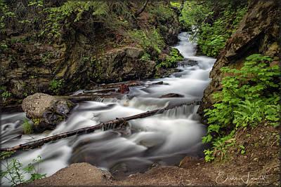 Photograph - Mchugh Creek by Erika Fawcett