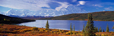 Ak Photograph - Mckinley River Denali National Park Ak by Panoramic Images