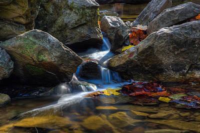 Photograph - Mckormick's Creek State Park by Walt Sterneman