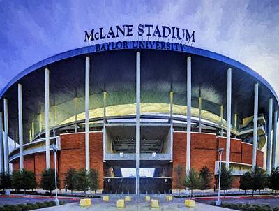 Photograph - Mclane Stadium by JC Findley