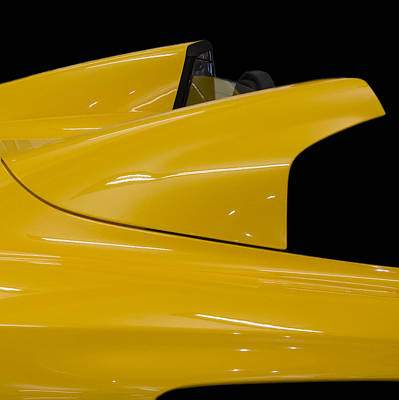 Photograph - Mclaren Detail by Richard Goldman