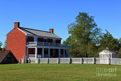 Photograph - Mclean House by Jill Lang