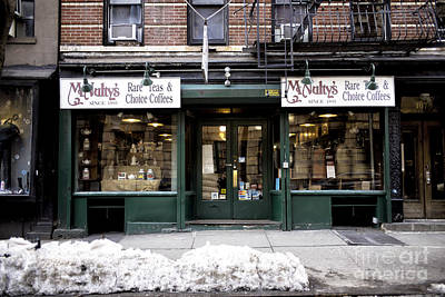 Photograph - Mcnulty's Of Greenwich Village by John Rizzuto