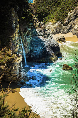 Photograph - Mcway Falls by Blake Webster