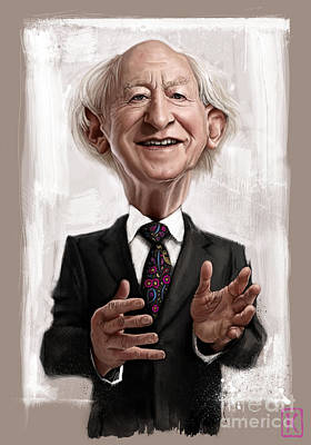 Md Higgins Art Print