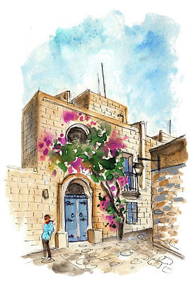 Painting - Mdina 05 by Miki De Goodaboom