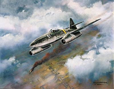 Painting - 'me - 262' by Colin Parker