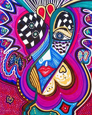 Me Looking For Love - Viii Art Print