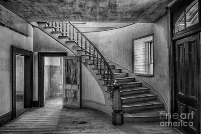 Photograph - Meade Staircase by Sonya Lang