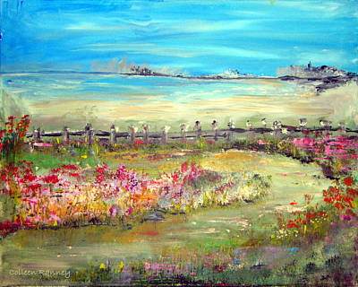 Painting - Meadow Bluffs by Colleen Ranney