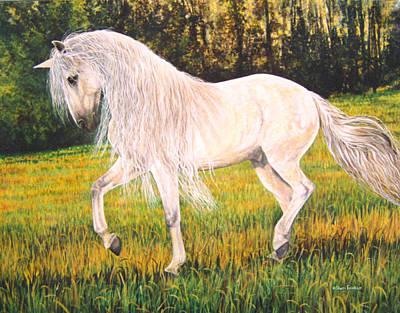 Painting - Meadow Dance by Shari Erickson