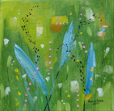 Painting - Meadow Musing by Judith Rhue