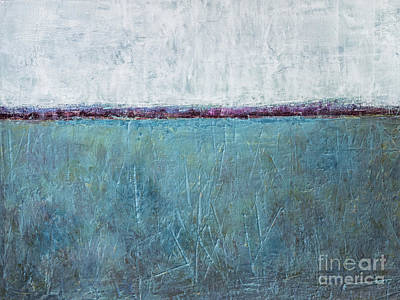 Painting - Meadow Song - 40x30 by Susan Cole Kelly Impressions