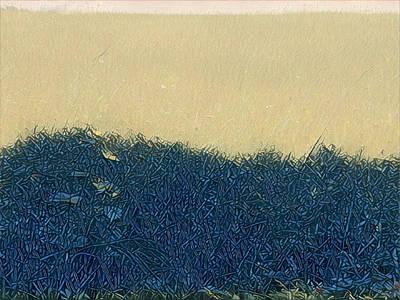 Digital Art - Meadow by Unhinged Artistry