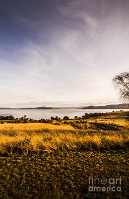 Photograph - Meadows And Seaviews by Jorgo Photography - Wall Art Gallery