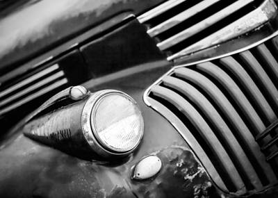 Photograph - Mean Machine by Todd Klassy