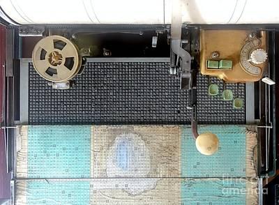 Photograph - Mechanical Chinese Typewriter by Yali Shi