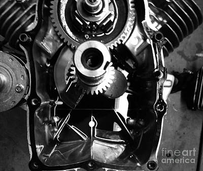 Mechanical Energy Art Print by Michael Gailey