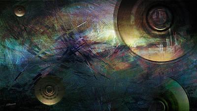 Mechanical Revolution Art Print by James Piazza
