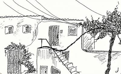Drawing - Mecinilla by Chani Demuijlder