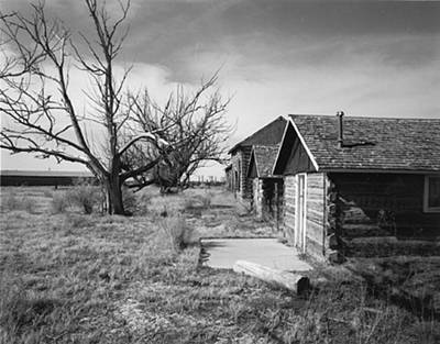 Photograph - Medano Ranch by Allan McConnell