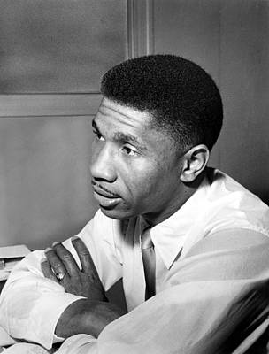 Black History Photograph - Medgar Evers, Chief Officer Of Naacp by Everett