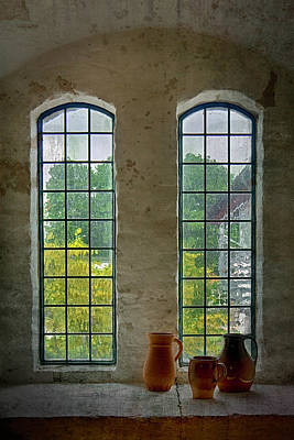 Photograph - Mediavel Windows - 365-90 by Inge Riis McDonald