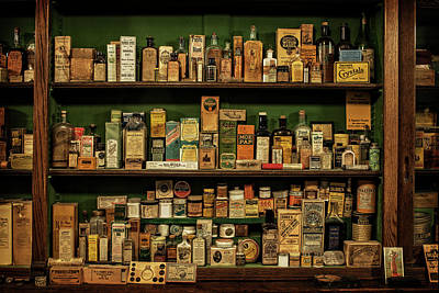 Photograph - Medicinals by Ken Smith