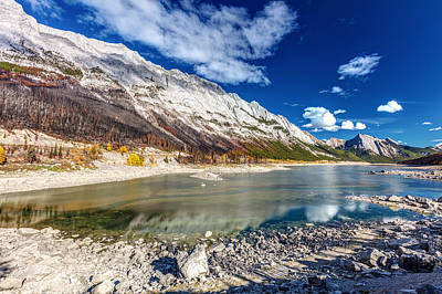 Photograph - Medicine Lake Jasper by Pierre Leclerc Photography