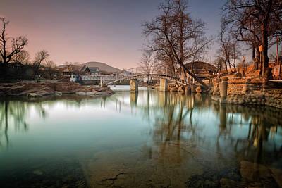 Photograph - Medicine Park IIi by Ricky Barnard