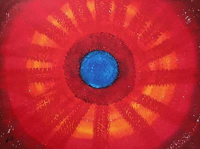 Medicine Wheel Original Painting Original