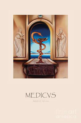 Medicus Art Print by Johannes Murat