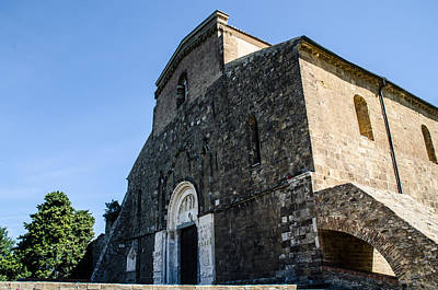 Photograph - Medieval Abbey - Fossacesia - Italy 2 by Andrea Mazzocchetti