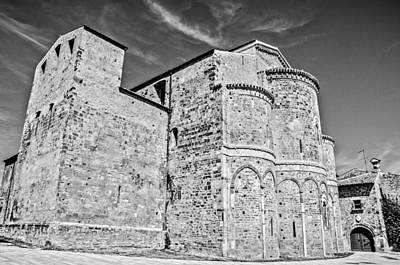 Photograph - Medieval Abbey - Fossacesia - Italy 4 by Andrea Mazzocchetti