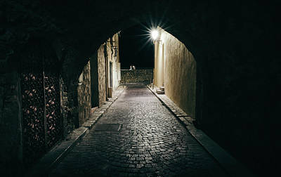 Photograph - Medieval Arch by Alexandre Rotenberg