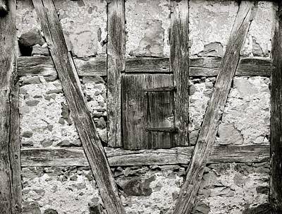Photograph - Medieval Architecture by Corinne Rhode