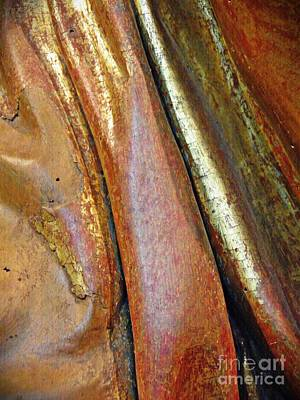 Photograph - Medieval Folds 7 by Sarah Loft