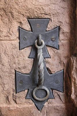 Photograph - Medieval Handle by Carlos Diaz