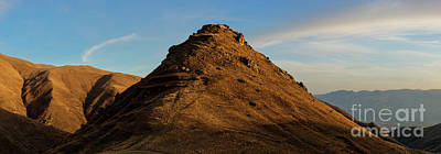 Photograph - Medieval Proshaberd Fortress On The Top Of The Hill, Armenia by Gurgen Bakhshetsyan